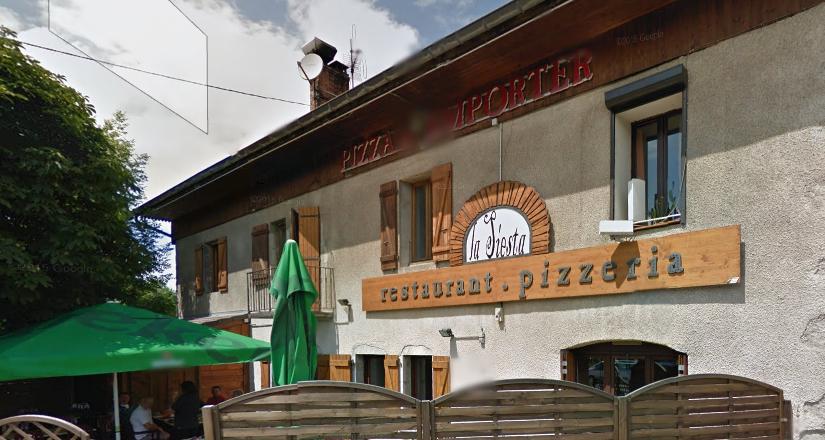 La Siesta à Sillingy, des pizzas au feu de bois