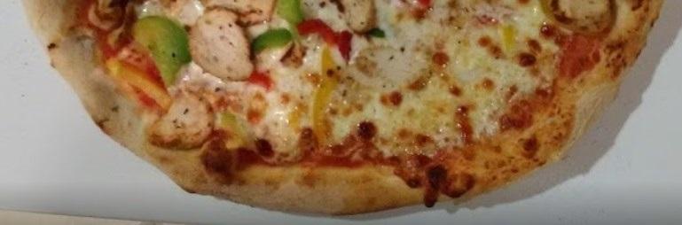 Une pizza de chez Giovanni